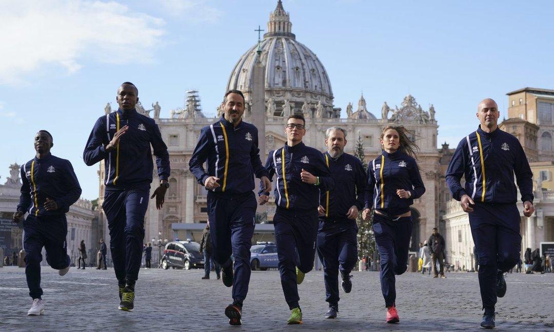 Ватикан создал сборную по легкой атлетике