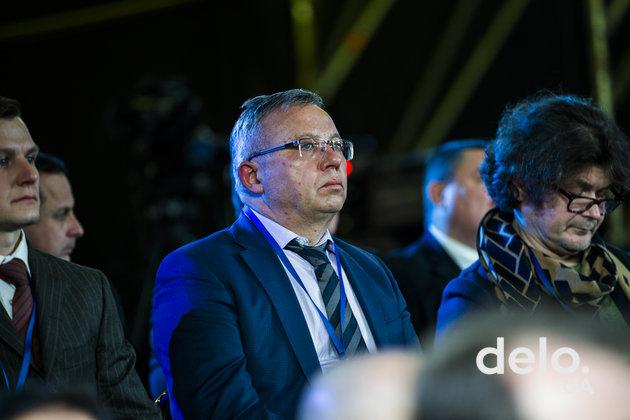 Кто пришел на съезд партии Гриценко (фото)