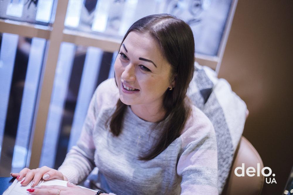 Як ветеранка АТО Юлія Кіріллова розвиває бізнес на жіночому одязі