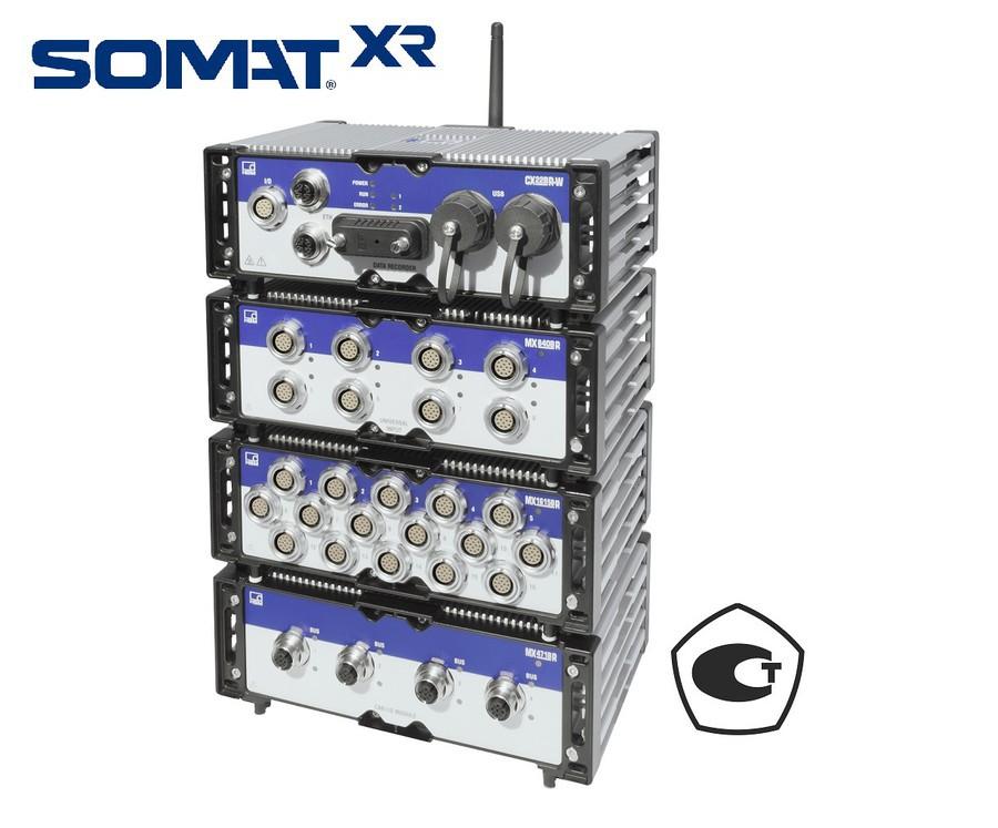 SomatXR: сверхпрочная система сбора данных