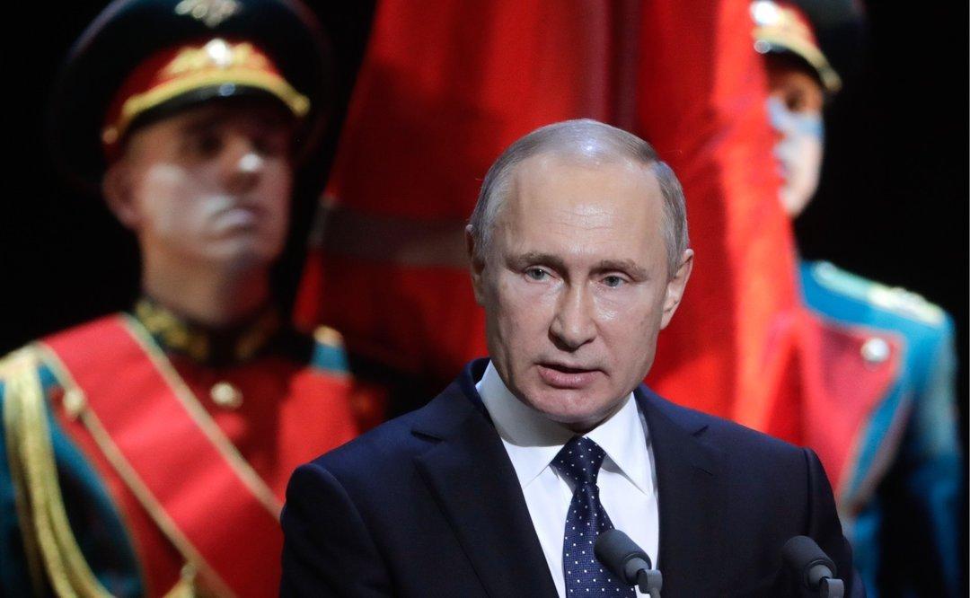 """Путин пообещал """"защищать верующих"""" в Украине"""